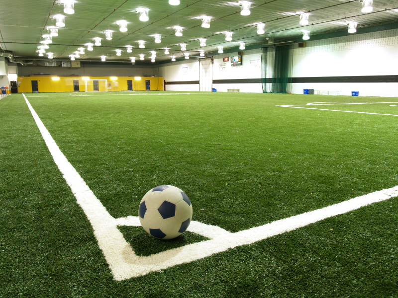 Indoor Soccer Facility Sample Business Plan
